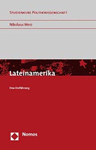 Lateinamerika: Eine Einführung (Studienkurs Politikwissenschaft)