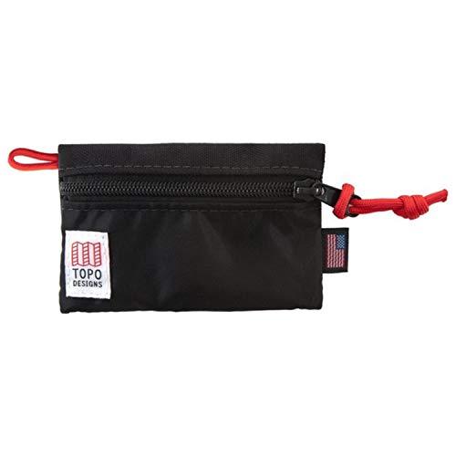 Topo Designs Accessory Bags - Black - Small