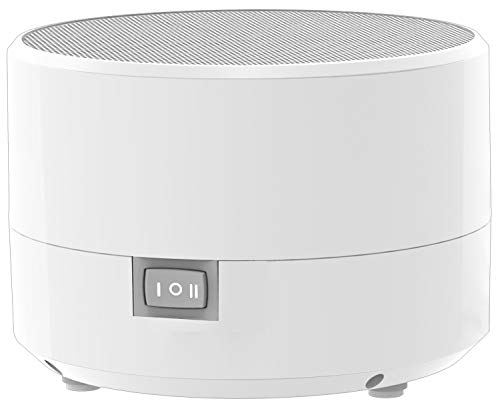 Big Red Rooster White Noise Sound Machine | Real Fan Inside | Non-Looping White Noise | Sound Machine for Sleeping & Relaxation | Sleep Sound Therapy for Home | Office Privacy
