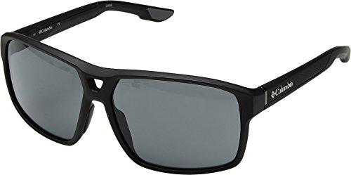 ck Ridge Matte Black/Smoke One Size (Columbia Womens Sunglasses)