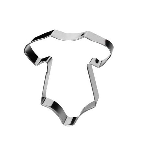Sonline Onesie Cookie Cutter Party