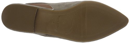 80214003003304 Back Taupe 717 Flats Sling Ballerina Marc Ballet O'Polo Grey Women's 6qwxznftX