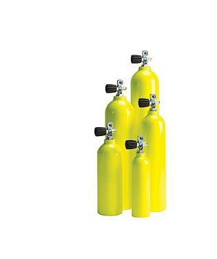 19 cu ft 3000psi Aluminium Emergency Tank Scuba Dive Diving Dives Spare Tank Cylinder by House of Scuba