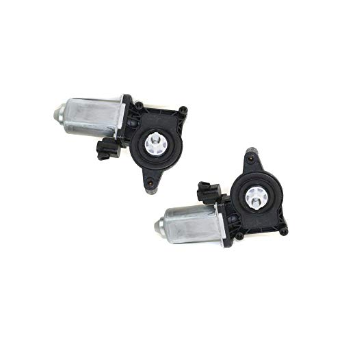 (Window Motor Set compatible with 2002-2004 Cadillac Escalade Base 5.3L Front or Rear Left and Right)