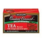 Bigelow Tea - Black Tea Constant Comment Decaffeinated - 20 Tea Bags by Bigelow Tea