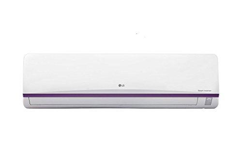 LG 1 Ton Inverter AC + free standard installation worth Rs. 1500*
