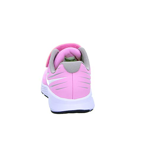 psv White pink bianco 602 Fitness Atmosphere Runner Grey Da Bambina Scarpe grigio Rise Star Nike Rosa qC7w1vE