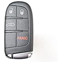 Chrysler Genuine 56046758AE Electrical Integrated Key Fob