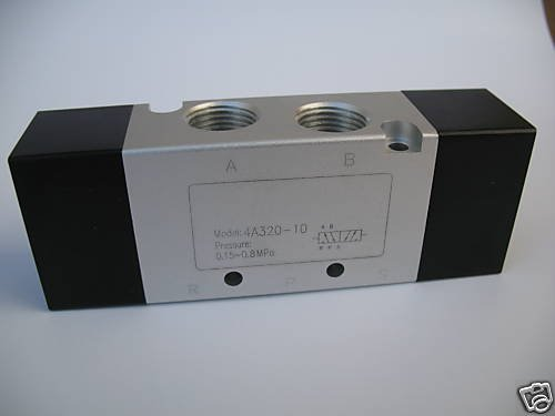 Air Actuated 3 Piece - 9