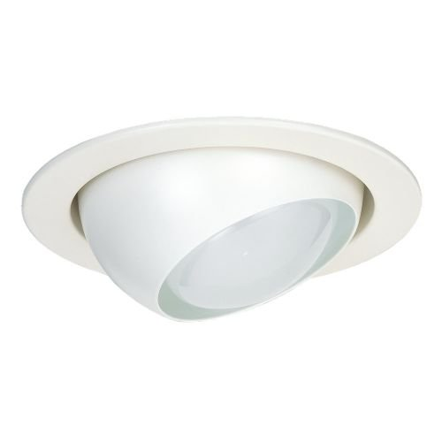 Seagull Lighting 1166AT-15 Single-Light Recessed Trim in Whi
