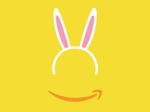 Amazon Gift Card - Print - Bunny Ears