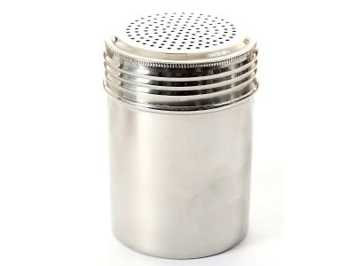 Stainless Steel Dredge/Shaker 10 Oz., Case of 125