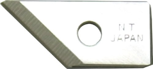 (NT Cutter Blades for Heavy-Duty Circle Cutters and Mat Board Cutters, 10-Blade per Pack (BC-400P))