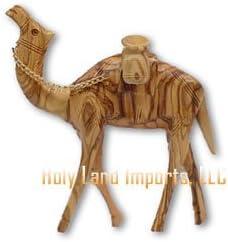 Biting ring wood camel