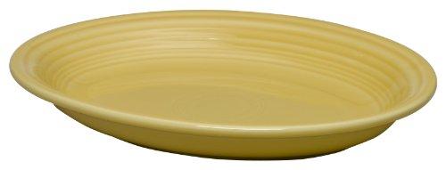 Fiesta 11-5/8-Inch Oval Platter, Sunflower ()