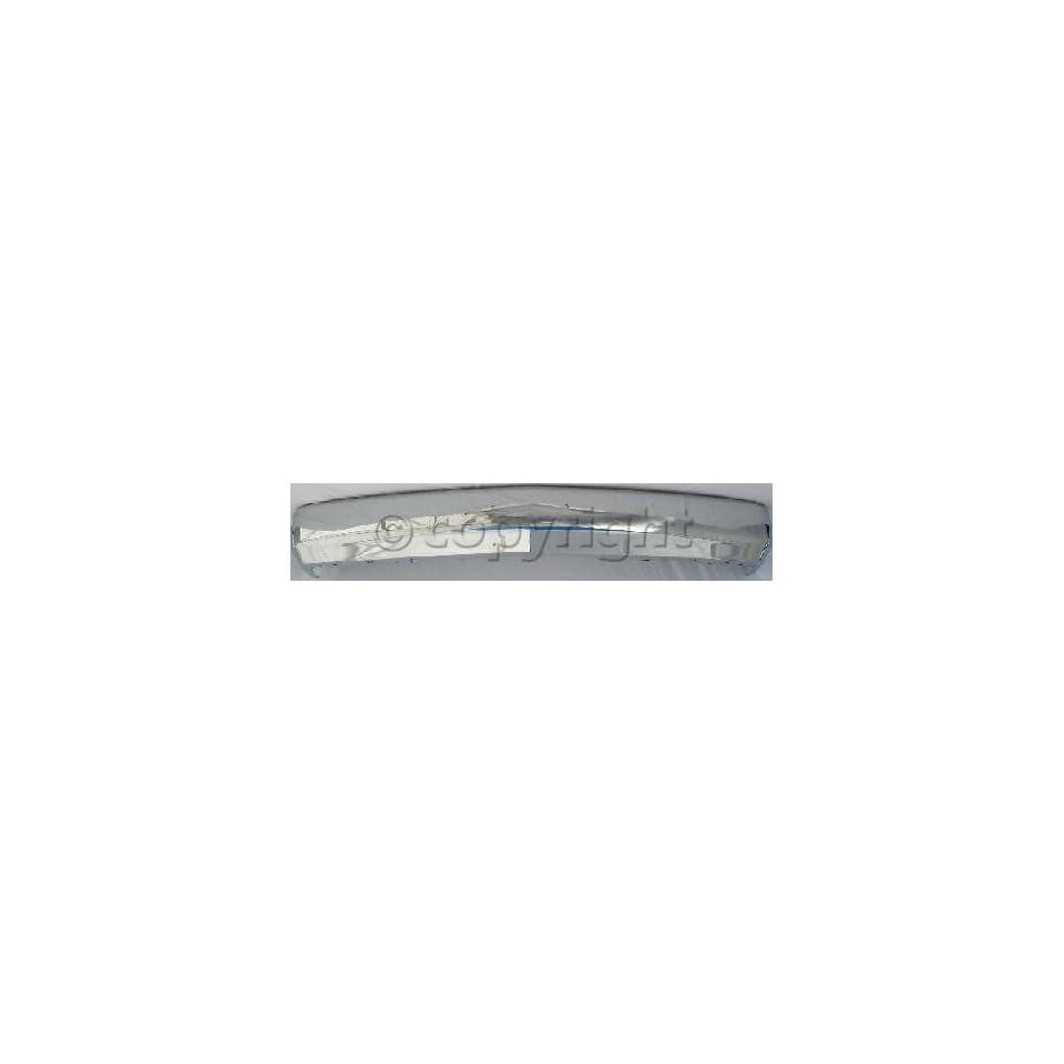 BUMPER CHROME chevy chevrolet BLAZER 92 94 SUBURBAN 92 99 C/K FULL SIZE PICKUP fullsize 88 02 gmc TAHOE 95 99 YUKON front