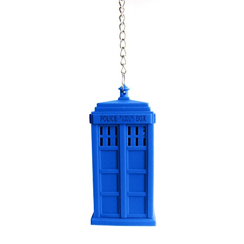 Police Public Call Box Tea Infuser