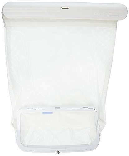 Hayward AX6000BA Phantom Automatic Pool Cleaner Large Debris Bag with Float, White