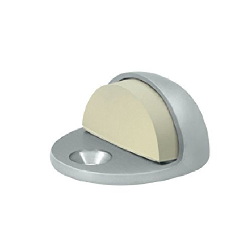 Deltana DSLP316U26D Low Profile 3/16 Base Height Solid Brass Dome ()