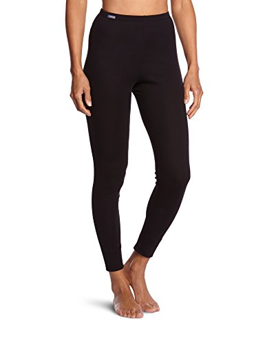 Odlo Damen Funktionsunterhose Warm, Black, M, 152041
