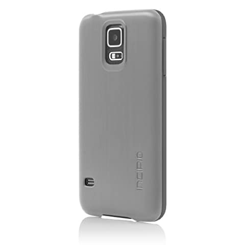 Incipio Feather Shine Case for Samsung Galaxy S5 - Retail Packaging - Silver (Incipio Phone Case For Galaxy S5)