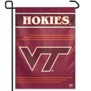 NCAA Virginia Tech Hokies Garden Flag, 11