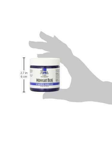 Top Performance Dog Hair Dye Gel, 4-Ounce, Midnight Blue