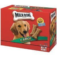 Milk-Bone Large Dog Biscuits - 14lbs - CASE PACK OF 2