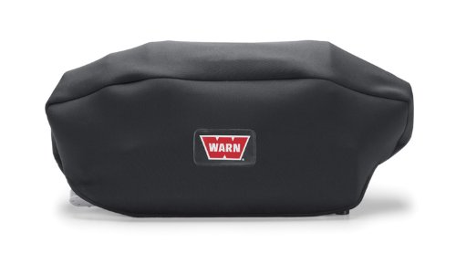 (Warn 91416 Electric Industrial Neoprene Winch Cover)