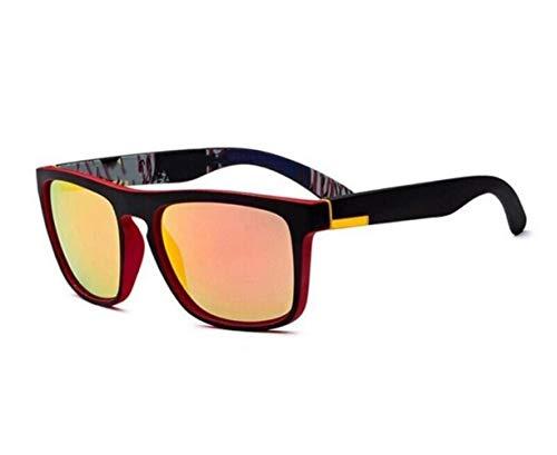 para Black sol protectoras sol Gafas moda FlowerKui de para conducir de Ciclismo UV400 Gafas aire de libre Mujeres al hombres HvBzqwf