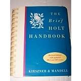 Brief Holt Handbook 9780155011663