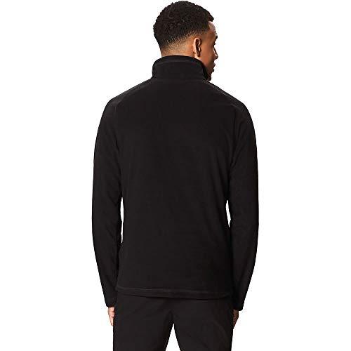 Regatta Men's Montes Lightweight Half Zip Overhead Micro Fleece Jacket