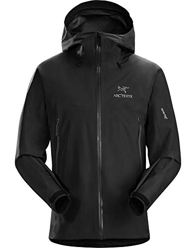 ARC'TERYX Beta LT Jacket Men's (Black, Medium)