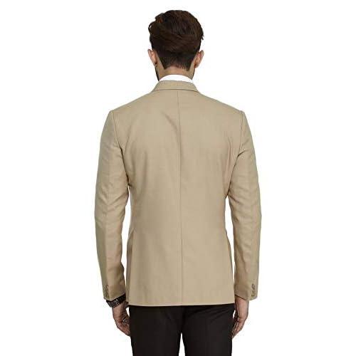 31N1ax2QRSL. SS500  - MANQ Men's Slim Fit Formal/Party Men's Blazer