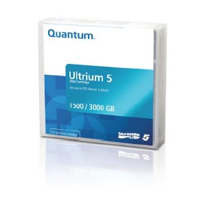 quantum media and tapes mr-l5mqn-20 20pk lto5 1.5/3tb data cartridge by Quantum Media And Tapes