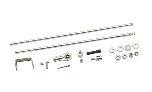 Mr. Gasket 3830G Dual Quad Carburetor Linkage Kit ()