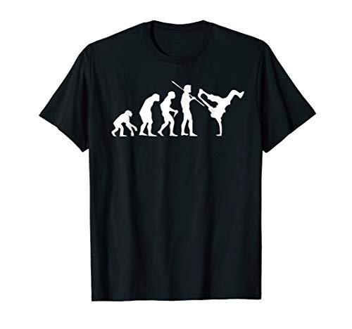 Breakdance Evolution T Shirt For Men, Women and Kids