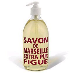 Compagnie De Provence Fig of Provence Liquid  Marseille Soap - Refill 1000ml - 33.8 floz.