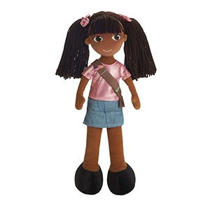 Girl Scouts Brownie Taylor Doll