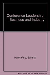 Hardcover Conference Leadership in Business and Industry Book