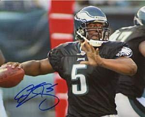 Signed Donovan McNabb Photograph - 8x10 - Autographed NFL -