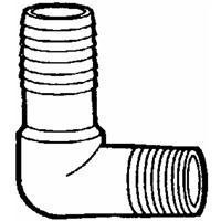 Genova Products 352815 Combination Elbow (Ins x Mip) Pipe Fitting, 1 1/2