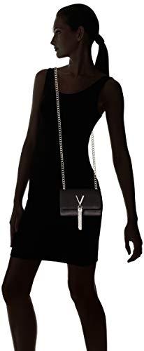 hombro de Mujer Negro Mario Bolso Marilyn Valentino Nero qgxw8PSa