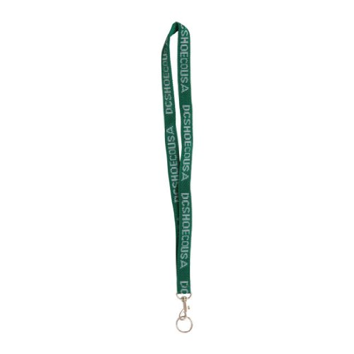 DC Shoes Shoes Keychain - Identify Lanyard - Green - One Size ()