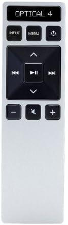 New XRS500 Remote fit for VIZIO 5.1 2.1 Sound Bar Home Theater S5451W-C2NA S4221W-C4 S4251w-B4 S4251W S3851W-C0 S4251W-C0 with Display Panel