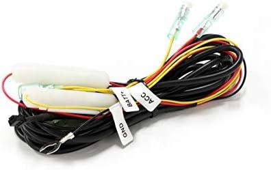 [スポンサー プロダクト]STREET (ストリート) Mr.PLUS コムテック ドライブレコーダー 用 駐車監視 対応 電源ハーネス DR-11