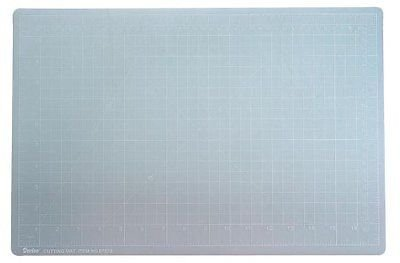 Clear Cutting Mat Grade A, Non Slip Backing Darice 12-Inch-by-18-Inch by Energi8_fab