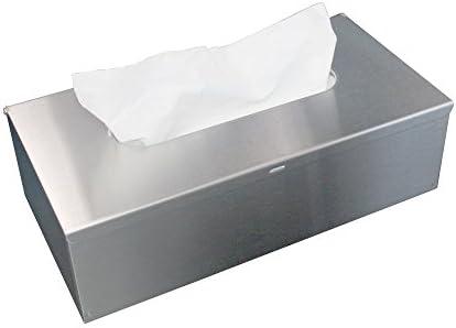 Details about  /Plastic Tissue Box Napkin Holder Container Case Desktop Organizer Households
