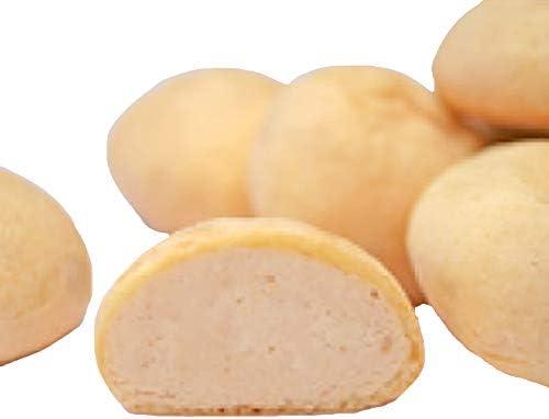 【不思議な食感】 もちもちきなこシュークリーム (10個入り)【まるできなこ餅】 米粉 和素材スイーツ 生クリーム 洋菓子 新潟みやげ ギフト 手土産 冷凍便