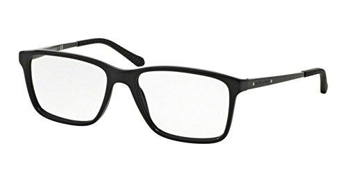 Ralph Lauren RL6133 Eyeglass Frames 5001-56 - Black ()